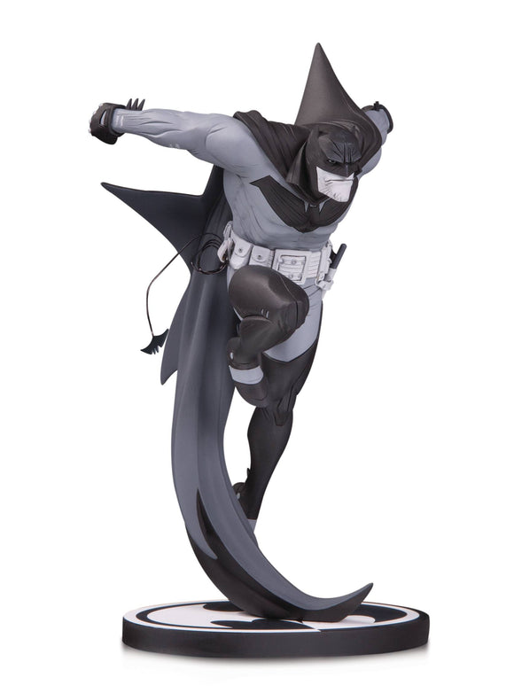 Batman Black & White Statue White Knight By Sean Murph