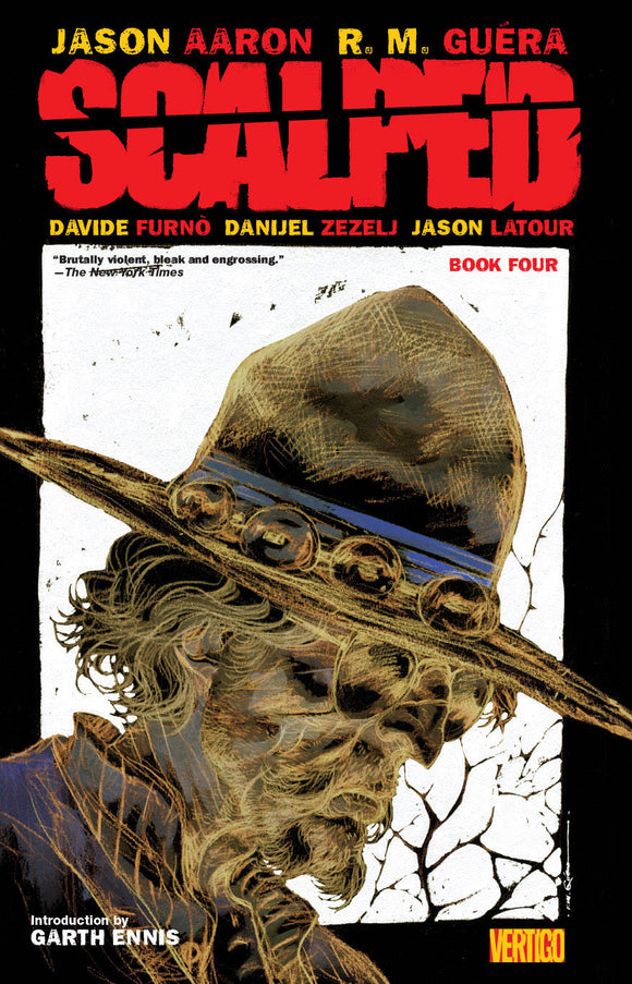 Scalped Tp Book 04