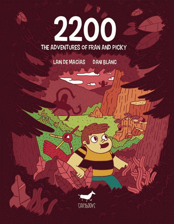 2200 The Adventures of Fran and Picky - Books