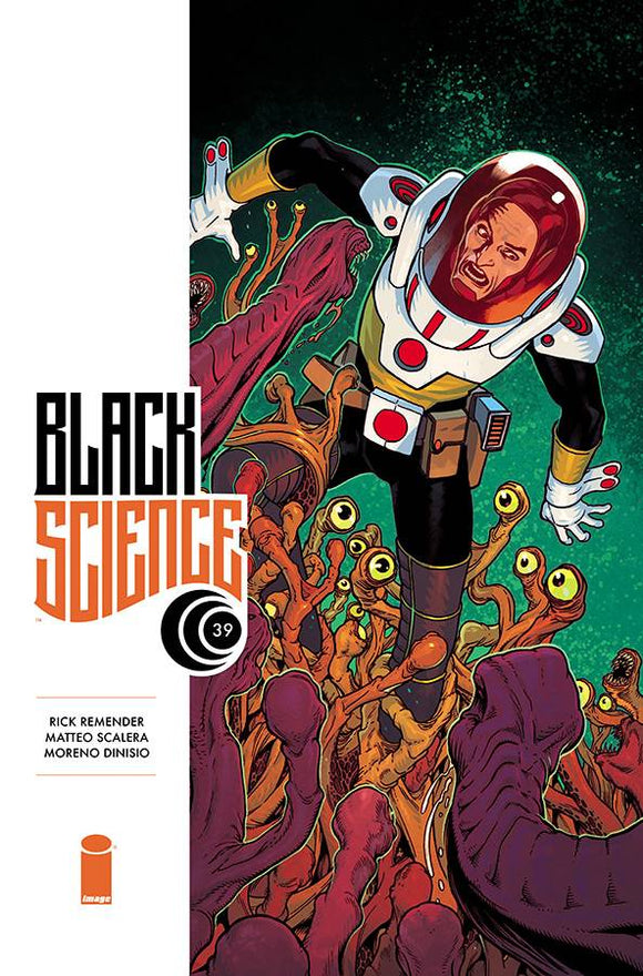 Black Science #39 Cvr B Maguire