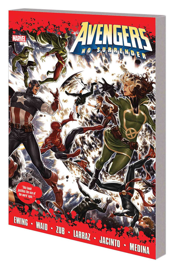 Avengers Tp No Surrender
