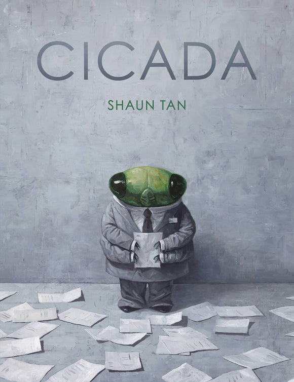 Cicada HC Picture Book - Books