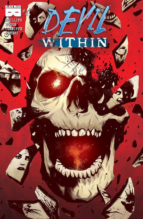 Devil Within #4 (Of 4)