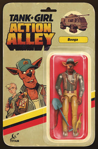 Tank Girl Action Alley #2 Cvr B Action Figure