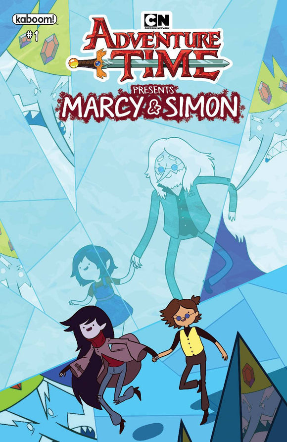 Adventure Time Marcy & Simon #1 (Of 6)