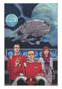 Star Trek Idw 2020 Woodward