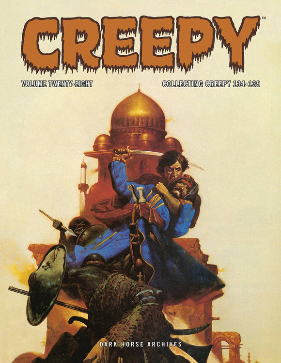 Creepy Archives Hc Vol 28