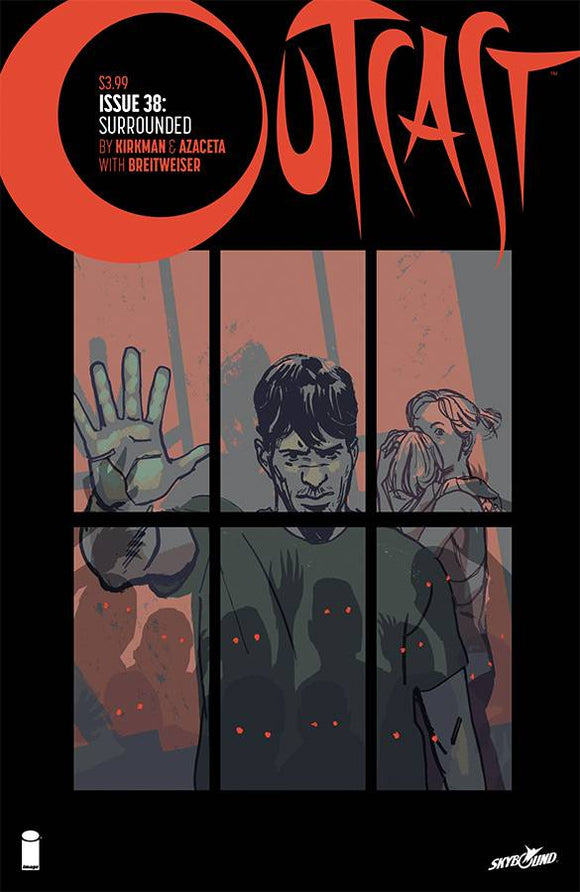 Outcast By Kirkman & Azaceta #38
