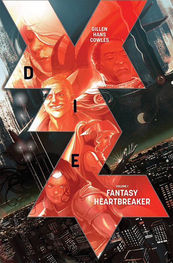 Die TP Vol 01 Fantasy Heartbreaker - Books