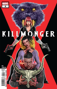 Killmonger #4 (Of 5)