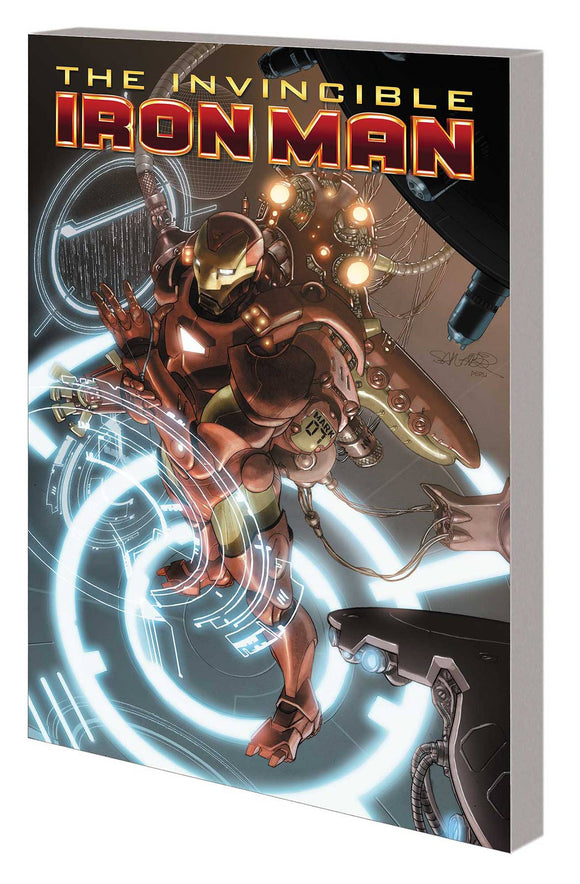 Iron Man By Fraction & Larroca Complete Collection Tp