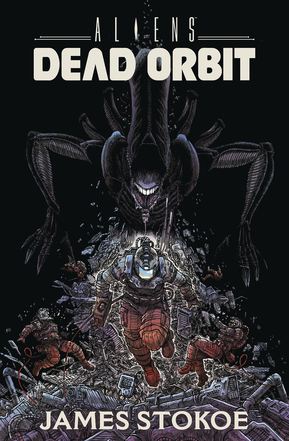 Aliens HC Dead Orbit - Books