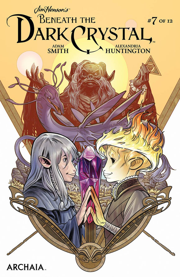 Jim Henson Beneath Dark Crystal #7 (Of 12)