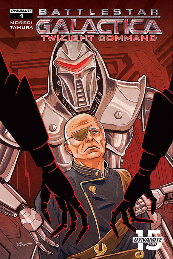 Battlestar Galactica Twilight Command #1 Cvr A Schoono