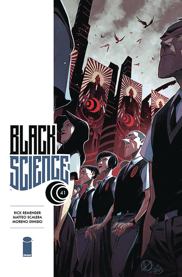 Black Science #41 Cvr A Scalera - Comics