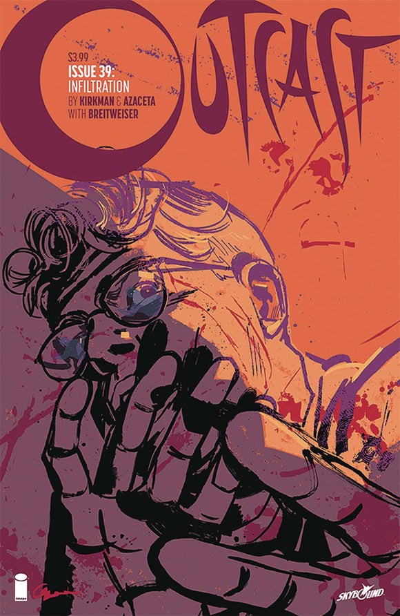 Outcast By Kirkman & Azaceta #39