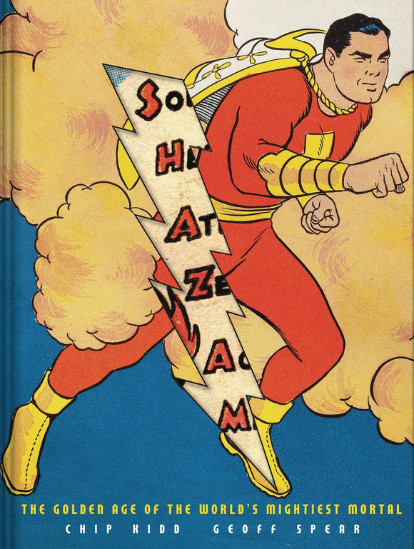 Shazam Golden Age Of Worlds Mightest Mortal Sc