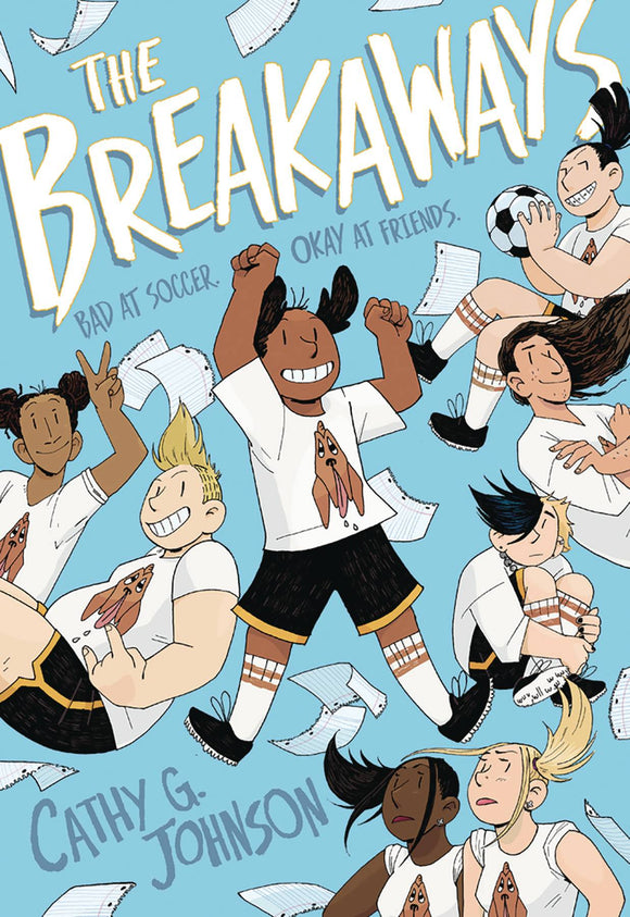 Breakaways GN - Books