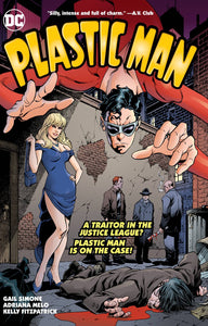 Plastic Man TP - Books
