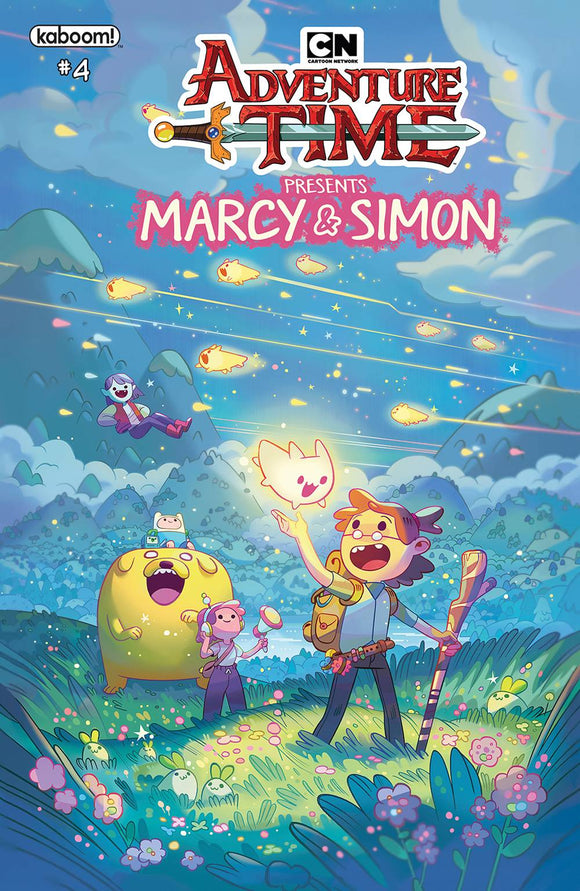 Adventure Time Marcy & Simon #4 Preorder Simon (Of 6)