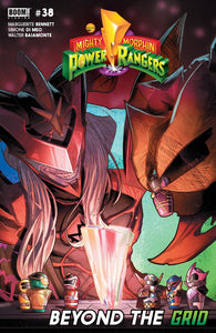 Mighty Morphin Power Rangers #38 Main