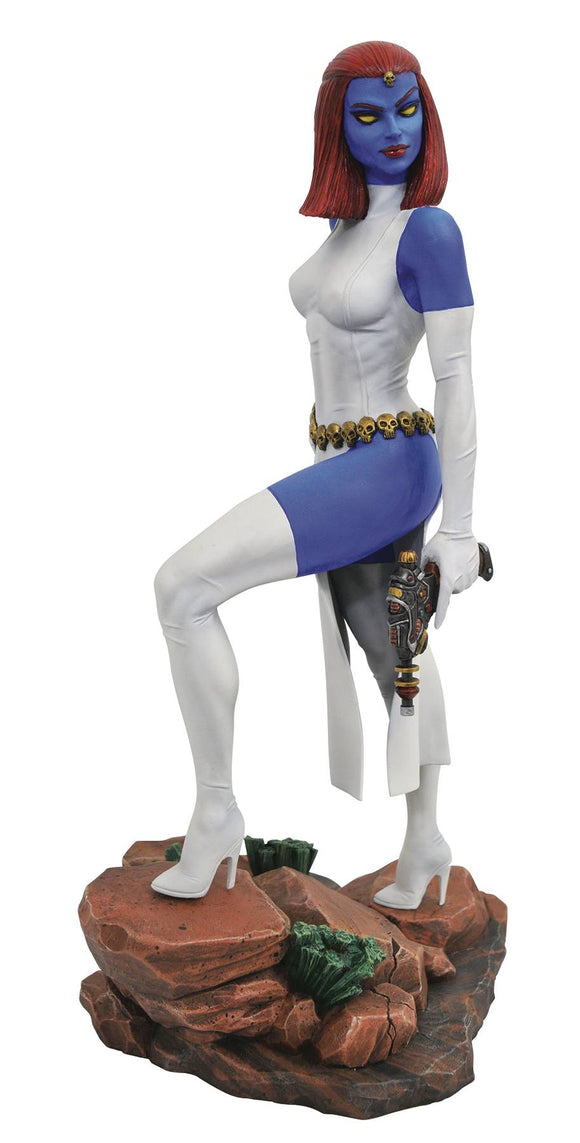 Marvel Premiere Mystique Statue - Toys and Models