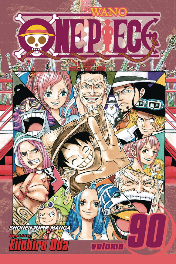 One Piece Gn Vol 90