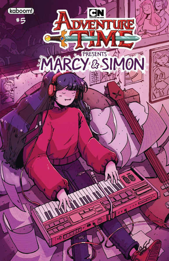 Adventure Time Marcy & Simon #5 Preorder Marcy (Of 6)