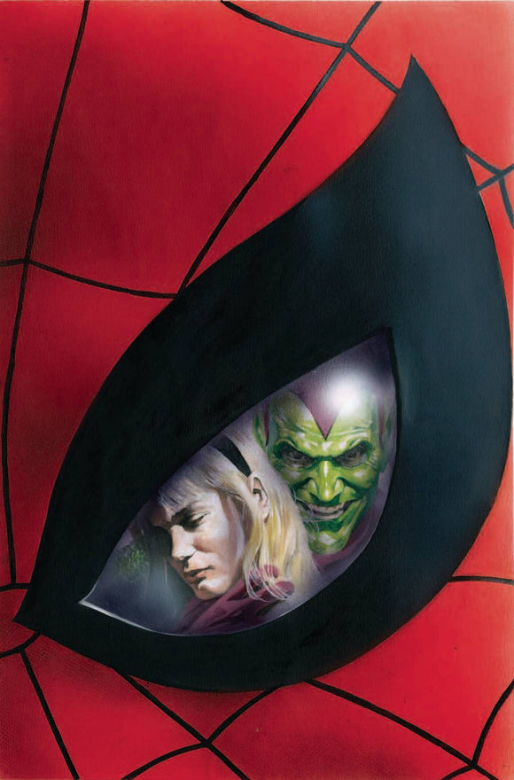 Marvels Annotated #4 Alex Ross Virgin Var (Of 4)