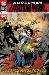 Superman Leviathan Rising Special #1