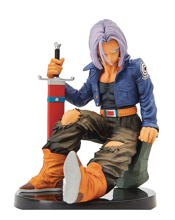 Dbz Banpresto World Colosseum 2 V8 Trunks Fig