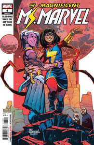 Magnificent Ms Marvel #4