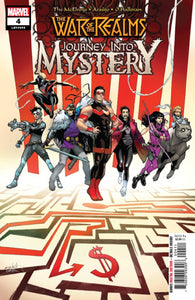 War Of Realms Journey Into Mystery #4 Wr (Of 5)