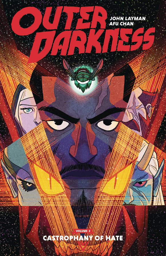 Outer Darkness TP Vol 02 - Books