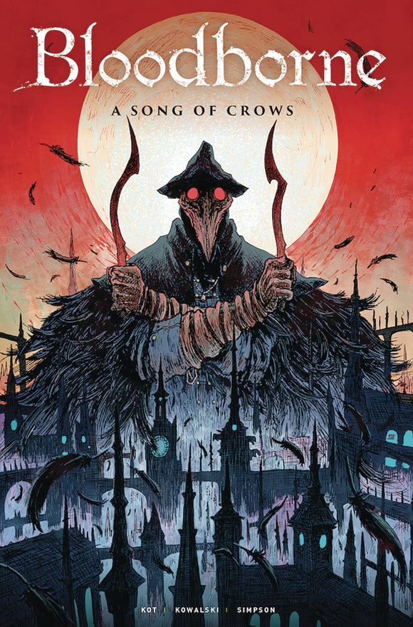 Bloodborne Tp Vol 03 Song Of Crows