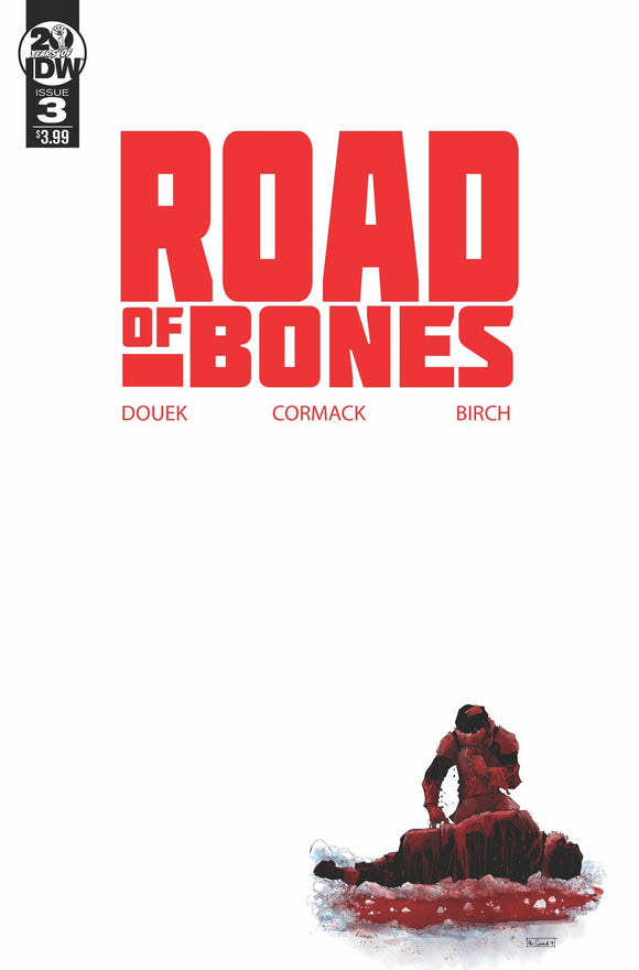 Road Of Bones #3 Cvr A Cormack (Of 5)