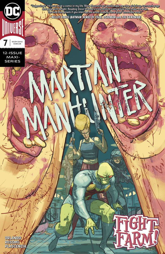 Martian Manhunter #7 (Of 12)