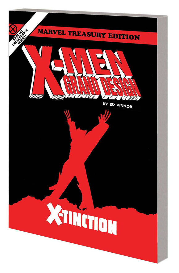 X-Men Grand Design Tp X-Tinction