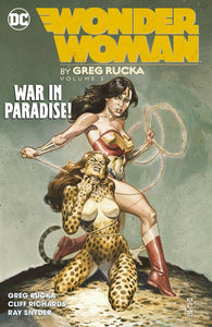 Wonder Woman By Greg Rucka Tp Vol 03