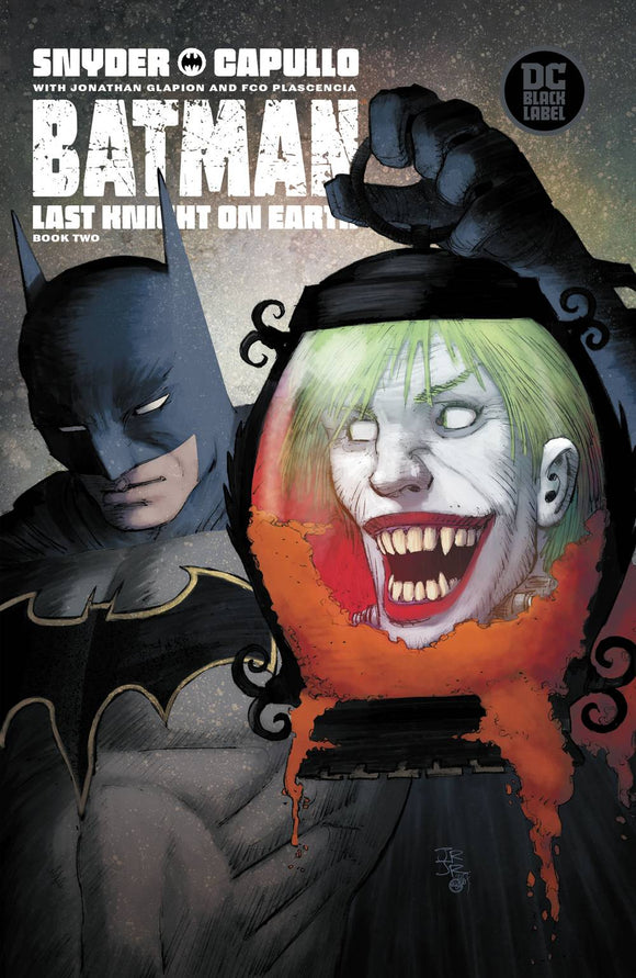Batman Last Knight On Earth #2 Var Ed (Of 3)