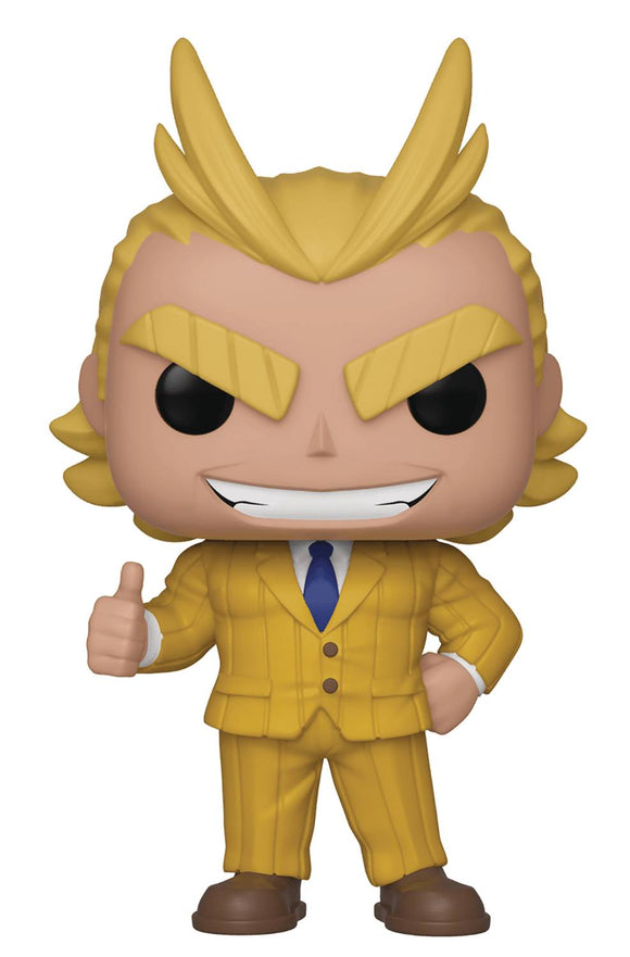 Pop Animation My Hero Academia Teacher All Might Vin Fig