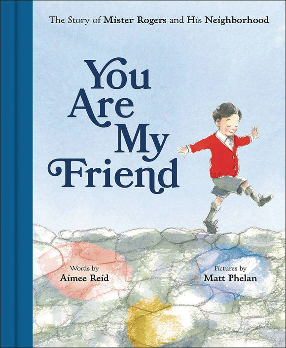You Are My Friend Story Mr Rogers & Neighborhood Picturebook - Books