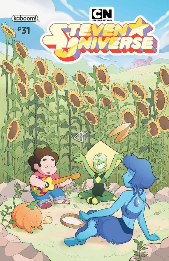 Steven Universe Ongoing #31 Cvr A Main Loughran