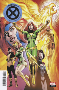 House Of X #2 Davis Character Decades Var (Of 6)