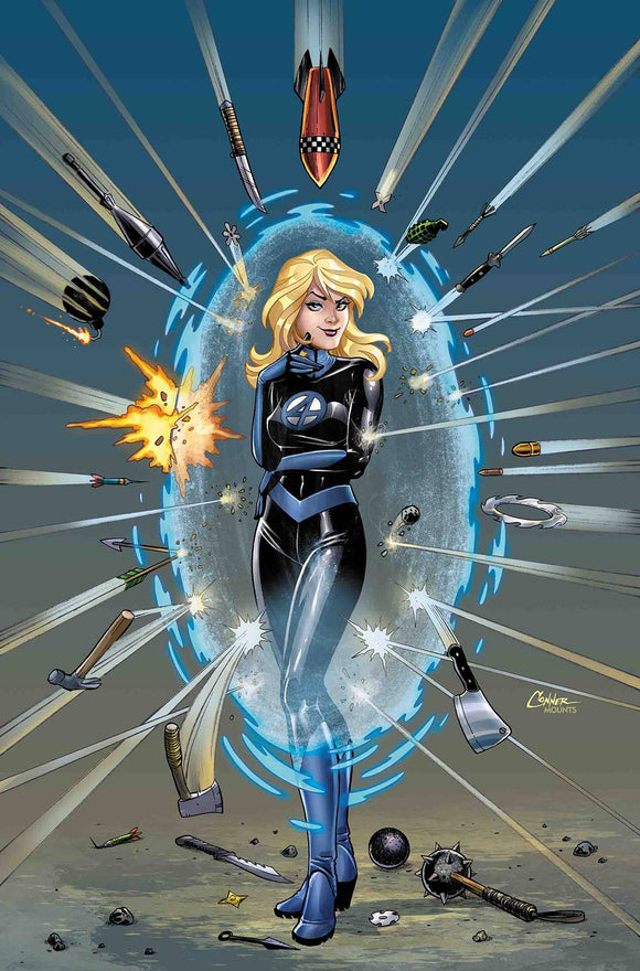 Invisible Woman #2 Conner Var (Of 5)