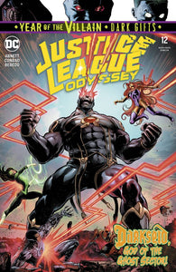 Justice League Odyssey #12 Yotv Dark Gifts