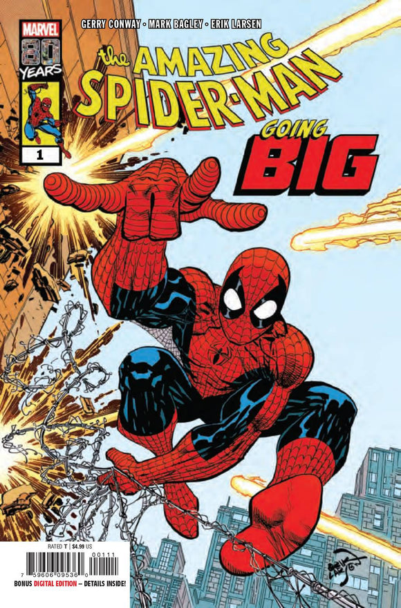Amazing Spider-Man Going Big #1
