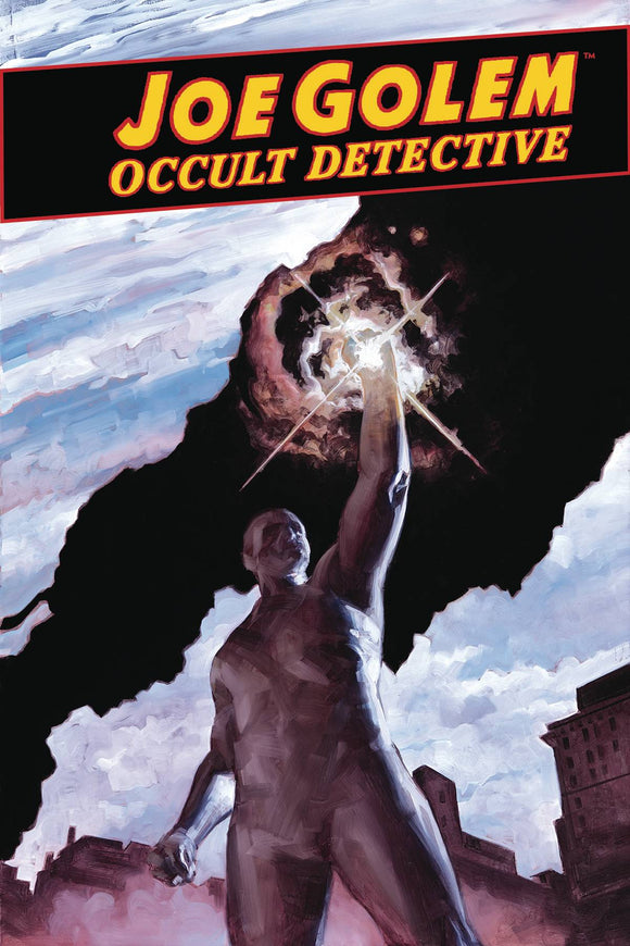 Joe Golem Occult Detective Conjurors #5 (Of 5)