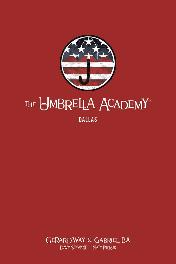 Umbrella Academy Library Edition HC Vol 02 Dallas - Books