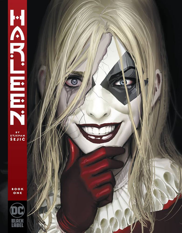 Harleen #1 (of 3) - Comics
